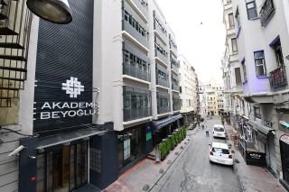 Akademi Beyoğlu, yılda 10 bin gence hizmet verecek fotoğraf