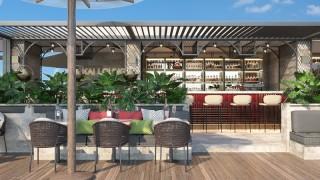 Kai Lounge, Bodrum Yalıkavak Marina'da fotoğraf
