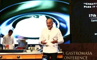 Gastronominin dünya starları 30 Kasım'da Gastromasa'da fotoğraf