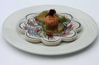 Antik Çağ tatlısı Globi Opet'in katkılarıyla Matbah Restoran'da fotoğraf