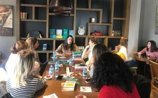 Gloria Jean's Coffees 3. kitap buluşmasını Ankara'da gerçekleştirdi fotoğraf