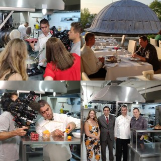 Matbah Restaurant Saray Mutfağı'nı Almanya'da tanıtıyor fotoğraf