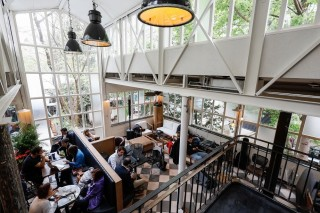 Caffe Nero Valikonağı, yeni konsepti Kahve Evi ile fark yaratacak fotoğraf