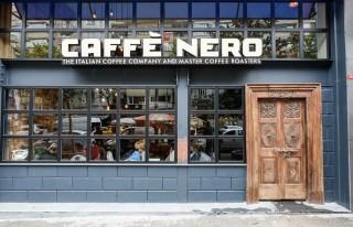 Caffe Nero'nun yeni 'ev konsepti'nde mağazası Nişantaşı'na değer katacak fotoğraf