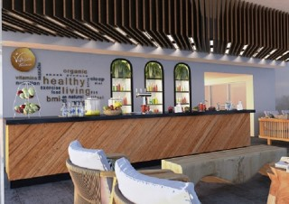 Vitalica Healing Restaurant, LUX* Bodrum Resort'da hizmete girdi fotoğraf